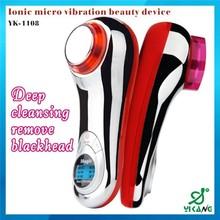 Beauty tools handheld facial cleaning brush facial massage professional vibrating massager