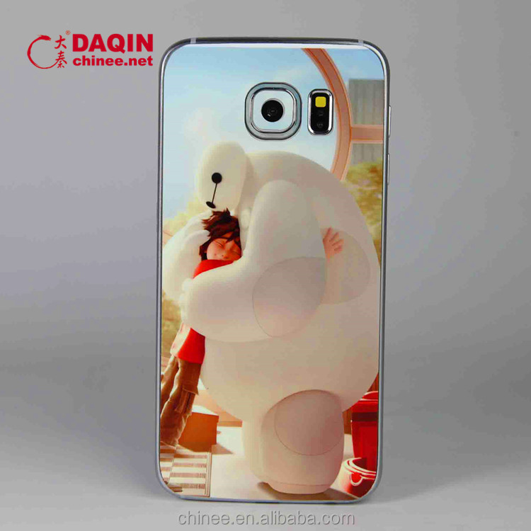 daqin custom cell phone skin templates phone skin