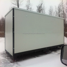 16ft 19ft 20ft portable flatpack warehouse storage container house