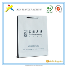 2015 Best selling products Promotional reusable foldable paper shopping bag / cheap paper shopping bags
