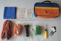 auto safety kit emergency tool bag for wholesale