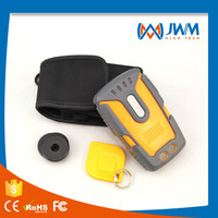 GPS RFID GPRS tracking system for vehicle tracking and human tracking management