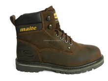Newest style brand safety shoes/steel toe safety shoes/safety shoes price