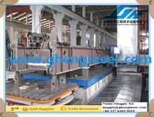 NC machine non-standard boat vessel crane steel structure parts processing