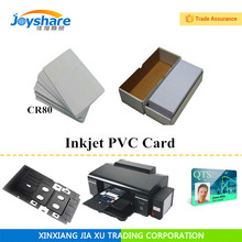 inkjet pvc card blank for epson 7890