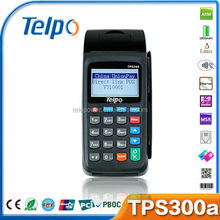 Payment Terminal TPS300 with EMV Visa/Master Card Reader