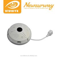 ONVIF 360 Degree 5Megapixels Panoramic Fisheye WIFI IP Camera