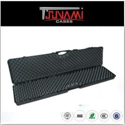 Tsunami shooting case ,No.B120 wholesale gun case with foam
