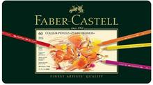 finest artists quality Faber castell 60colour pencils polychromos