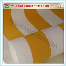 100 polyester waterproof breathable fabric polyester fabric for curtains outdoor umbrella fabric