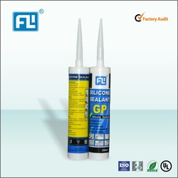 Silicone Glass Glue, Silicone Sealant (SGS & BV audited factory)