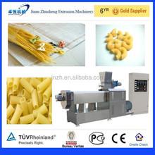 New type macaroni pasta machine/italian pasta processing line