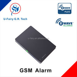 cheap home GSM security alarm systems wireless telephone alarm function