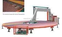 AS-YP Horizontal Circle Foam Cutting Machine