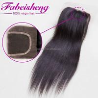 Top Grade 6A virgin hair silky straight raw unprocessed virgin peruvian hair