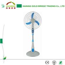 16 inch 18inch solar AC/DC fan solar fan for family use