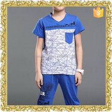 Alibaba china V neck OEM children's kids t-shirt