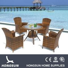 Waterproof rattan Chair garden outdoor furniture