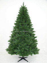 2015 High-end PVC Handmade Christmas Tree With Frondent Branch