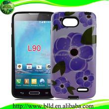 Design case for LG Optimus L90 cell phone case