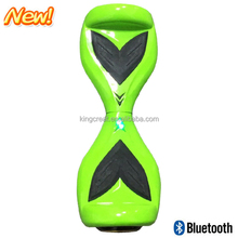 NEW! Big Factory Wholesale Smart Musical 4.5inch child two wheels self balancing scooter