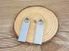 Alibaba Wholesales Waterproof Hot Sale USB flash drive Silver Bullet Metal Usb 2.0 Flash Drive Stick