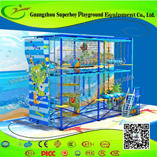 Innovative Product Ideas Advanture Obstacle Playground High Ropes Courses 153-27C