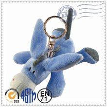 Lovely hot selling animal keychain,plush keychain,wholesale key chain