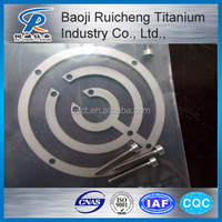 best-selling high quality titanium anode used for produce hydrogen for water cup