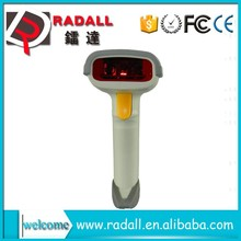 Trade Assurance RD 2011 RS232,USB interfaces 1d barcode scanner pdf417 supported with FC CE certification