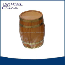 Wholesale Used Wood Barrels