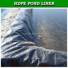 outside natural pond liner / plastic waterproofing impermeable membrane / swimming pool liner