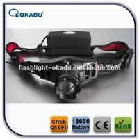 230lumen cree q5 mining light and charger