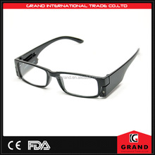 2015 New Products led light reading glasses