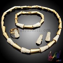 Kingdom of Saudi Arabia prevail jewelry set fascinate party costume jewelry sets body four jewelry set