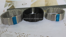 high-quality low MOQ 18mm watch band, steel strap, metal straps wholesale with low price