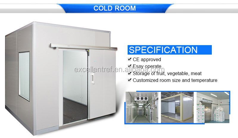Oem usine suply chambre froide panneau mural et chambre for Temperature ideale chambre