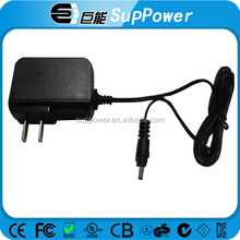 Hot sale travel adapter 9v 500ma power supply 4.5w travel adapter