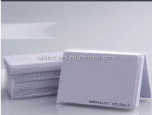 New Product 125Khz EM&TK4100 RFID Card/RFID Smart card/RFID NFC Card with Free Sample
