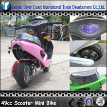 49cc 2 Stroke Mini Scooter Gas Kids Pocket bike 49cc