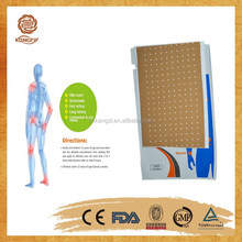 OEM offering Chinese Herbal Medical patch for neck shoulder backaches arthritis pain