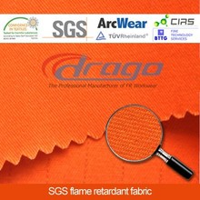 fireproof antistatic and oil water resistant cotton fabric