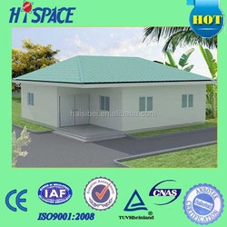 Hot sale easy assembled cheap modern prefab modular house