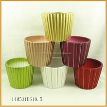 Factory wholesale mini artificial orchid pot flower