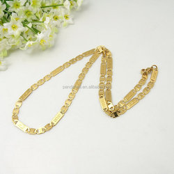 Stainless Steel Mariner Link Chain Necklace New Gold Chain Design for Men(NJEW-I007-30)