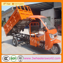2015 Alibaba Website China Enclosed Cargo 3 Wheel Motorcycle Car For Sale