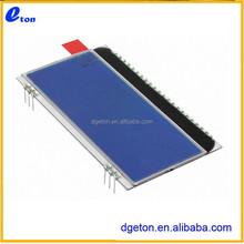 STN /TRANSMISSIVE CHARACTER 4X20 BLACK/WHITE LCD DISPLAY MODULE