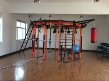 AFD new products GYM fitness Machine cardio equipment--360 Crossfit rig