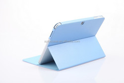 For Samsung Tab4 10.1' T530 Leather Case, For Samsung tab4 Smart Cover Cases