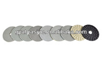 Hot sale Flexible Polishing Pad For Granite Marble Concrete Stone